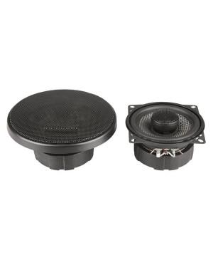 Response 10cm Coaxial Speaker, Dome Tweeter made with Kevlar - Pair CS2400