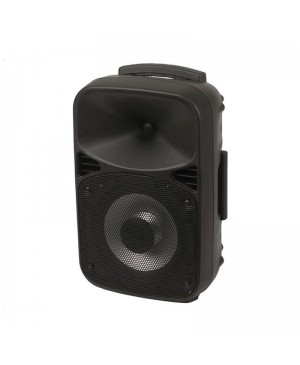 Digitech 200mm Rechargeable PA Speaker, Bluetooth Technology CS2495