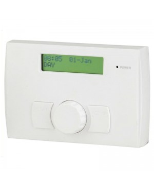 Controller LCD Alarm/Home Auto, Power Supply
