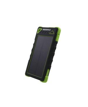 Powertech 8000mAh Weatherproof Power Bank with Solar Recharging MB3791