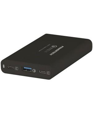 Powertech 5-20V 60W Laptop Power Supply, 2 USB-C (PD3.0/QC4.0), USB-A MP3417