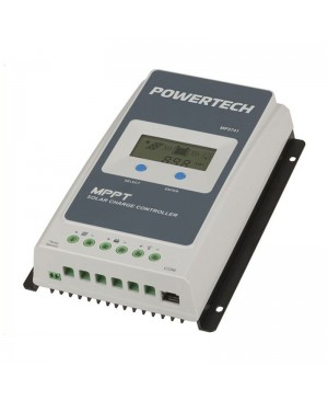 20A MPPT Solar Charge Controller,Lithium/SLA Batteries