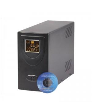 1500VA/900W 230VAC LCD Line Interactive UPS, USB MP5207