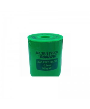 Duratech Solder Lead Free 0.71mm 500G Roll NS3090