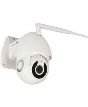 Nextech Outdoor Wireless Wi-Fi PTZ Camera with 2 Way Audio and Record QC3859