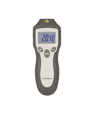 Protech Digital Tachometer with Memory includes Min-Max QM1449