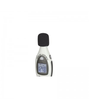 Sound Level Meter Compact Min/Max Hold Range 40-130Db