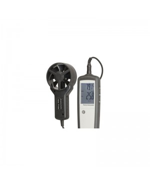 Wind Speed Meter/Thermometer (Anemometer)