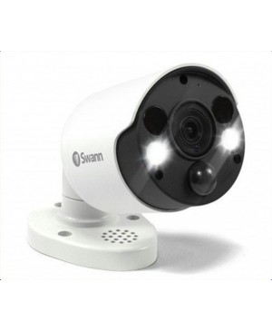 Swann 4K IP PIR Bullet Flood Camera,Audio QV9036