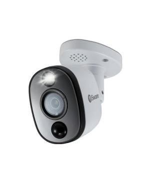 Swann 4K TVI PIR Bullet Camera with Flood Light SWPRO-4KWLB QV9052