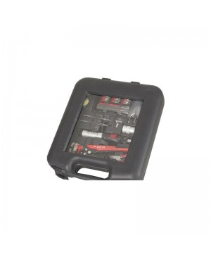 Digitech Tool Kit Soldering Gas,Screwdriver set,Heatshrink,Crimp TS1115
