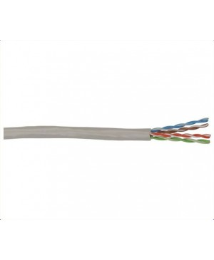 Cat 6 Solid Core UTP Network Cable, 100m Roll