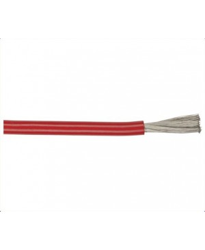Red 8GA OFC High Current Power Cable, 100m Roll WH3060