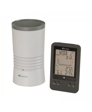 Digital Rain Gauge, Temperature
