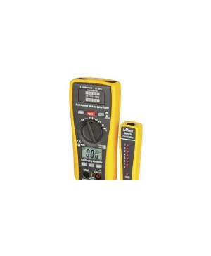 Digital Multimeter Network Cable Tester Auto Range Diode