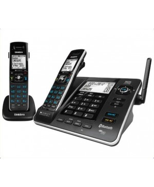Uniden Two Handset Cordless Phone, Bluetooth XDECT8355+1 YT9050