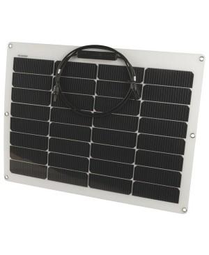 Powertech 50W 12V Semi Flexible Solar Panel with DF Technology ZM9157