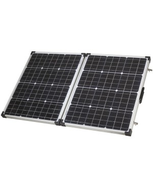 PowerTech 110W Folding Solar Panel and Charge Controller ZM9175