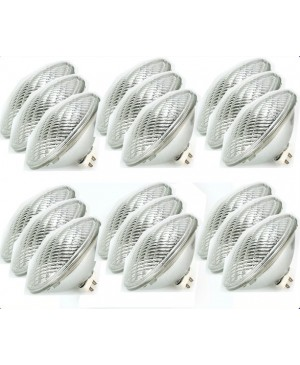 18 x PAR56 Lamp 240V 300W WFL Wide Flood ( Light Globe )