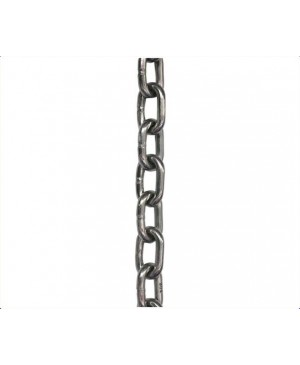 General Link Chain, Stainless 316, 6mm, 69m MAC234