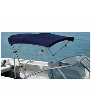 Oceansouth White Water Bimini Kit,1.9-2.1m Blue MBA315