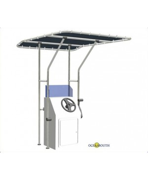 Oceansouth T-Top Centre Console Canopy, 1.7x1.2m MBG405 MA080-1