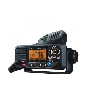 Icom IC-M330GE Compact VHF Marine Transceiver, GPS Receiver MDC734 IC-M330GE-B