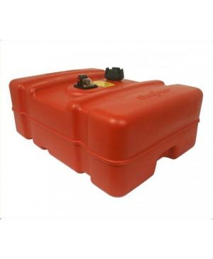45L (12 Gallons) Plastic Fuel Tank