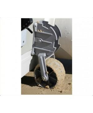 Retractable Boat Wheels MMA205