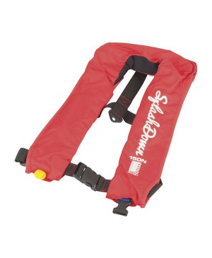 Splashdown 150 Manual Inflate PFD - Red MSE124