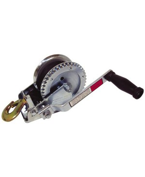 Medium Duty 400kg Winch with 6m Webbing MTI020