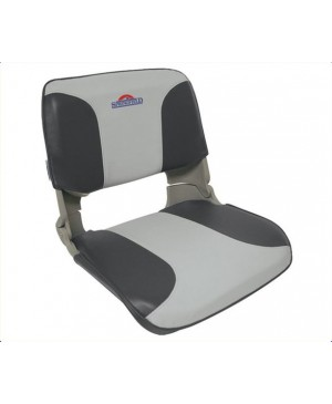 Skipper Seat, Light Grey/Dark Grey MUA130