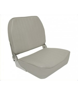 Upholstered Folding Seat, Grey MUA140