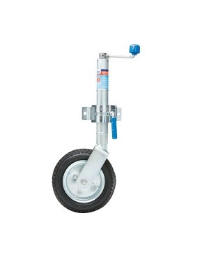 Standard 25cm Jockey Wheel, Includes Standard Clamp Assembly TTC205