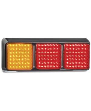 Trailer Light LED Combo Sets - Stop/Tail/Turn TTE124