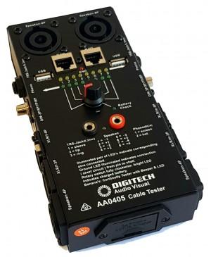 Digitech Cable tester Hi-Fi, Audio,Microphone,Speaker,Signal Leads AA0405