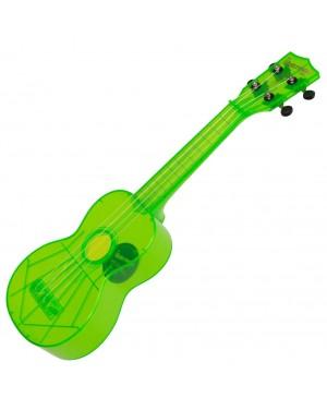 Kala Soprano Waterman Ukulele,Fluorescent Green MK-SWF-GN MK-SWF/GN